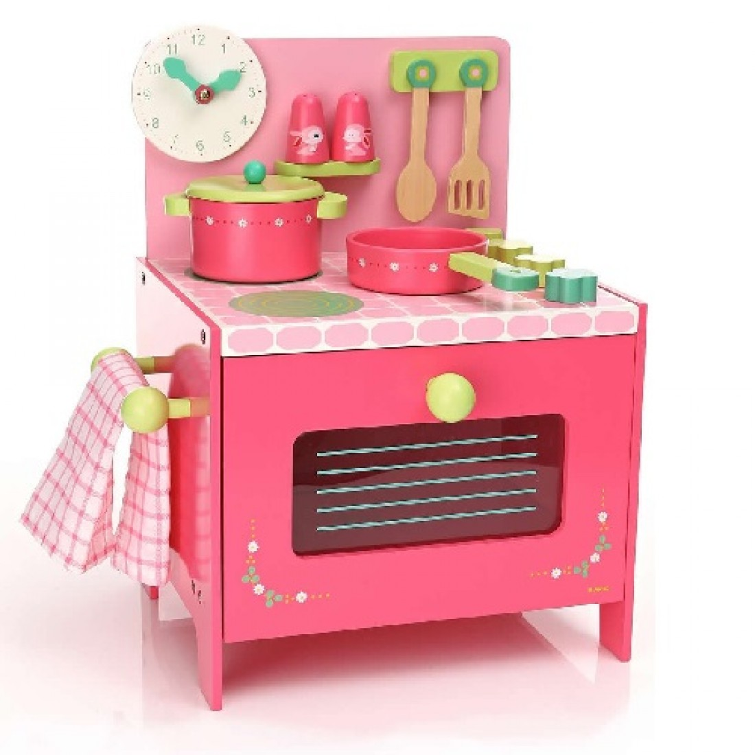 Djeco Keuken Wooden Kitchen Djeco Lily 39s Rose