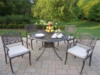 Amazing Steel Patio Furniture Sets And Metal Furniture ...