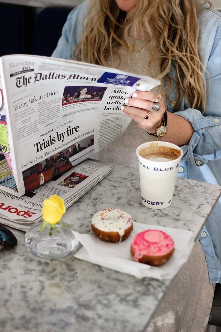 Royal Blue Grocery Dallas Coffee Highland Park