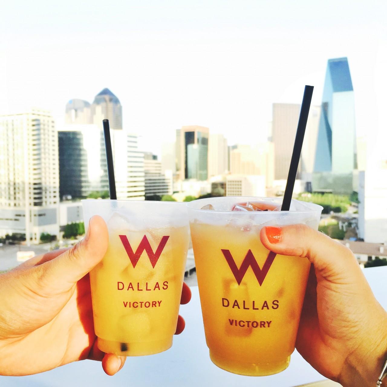 The W Hotel Dallas - Where to Stay in Dallas