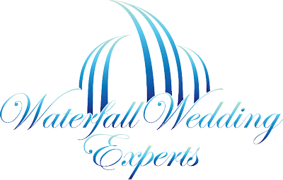 Waterfall Wedding Experts Logo