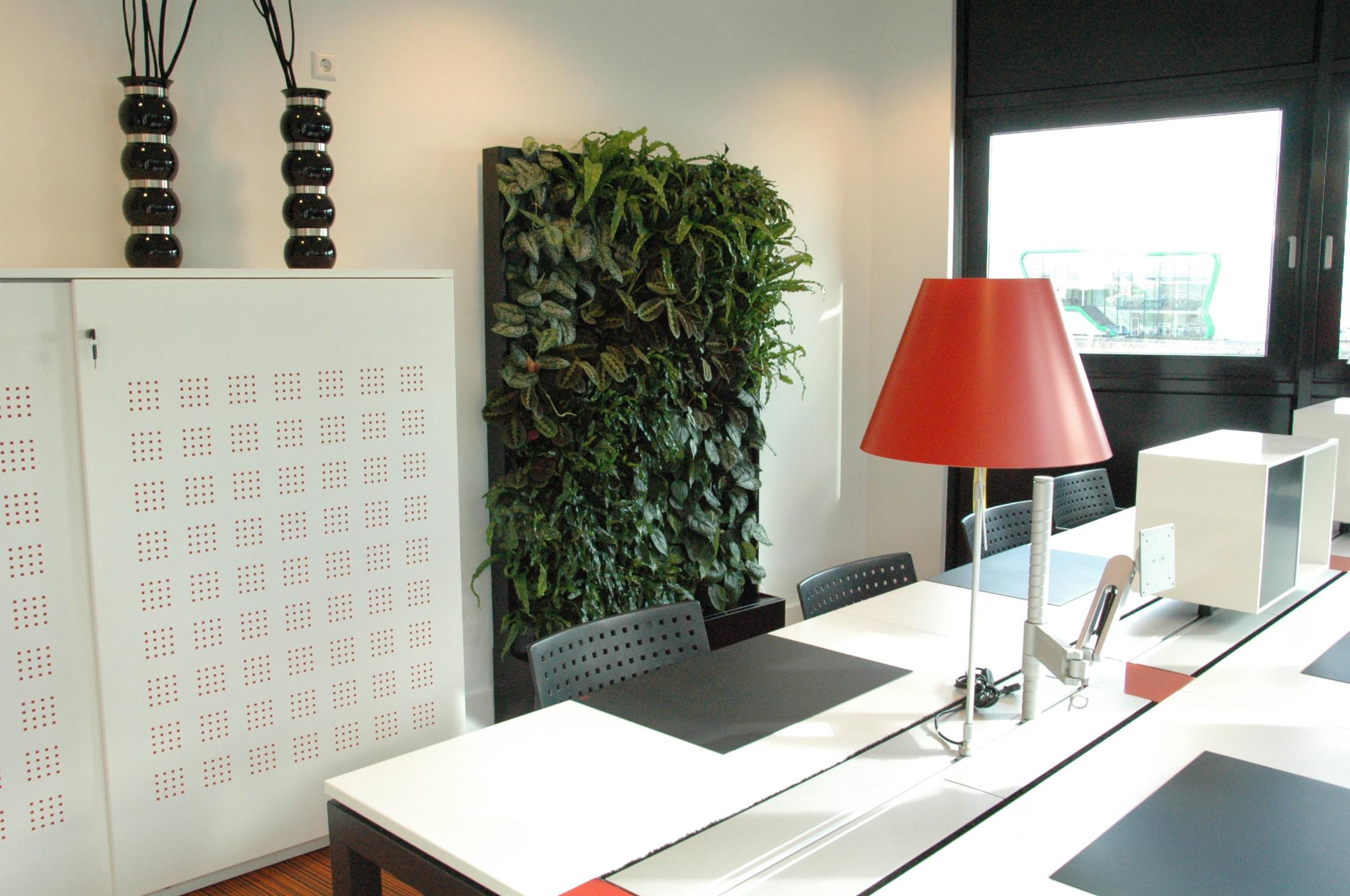 Groene Wand Woonkamer : Plantenwand woonkamer rustic shelving unit chic industrial