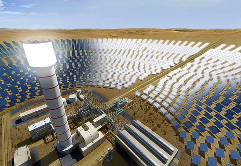 Dispatchable Solar Concentrated Solar Power Broke Price Records in - solar thermal energy