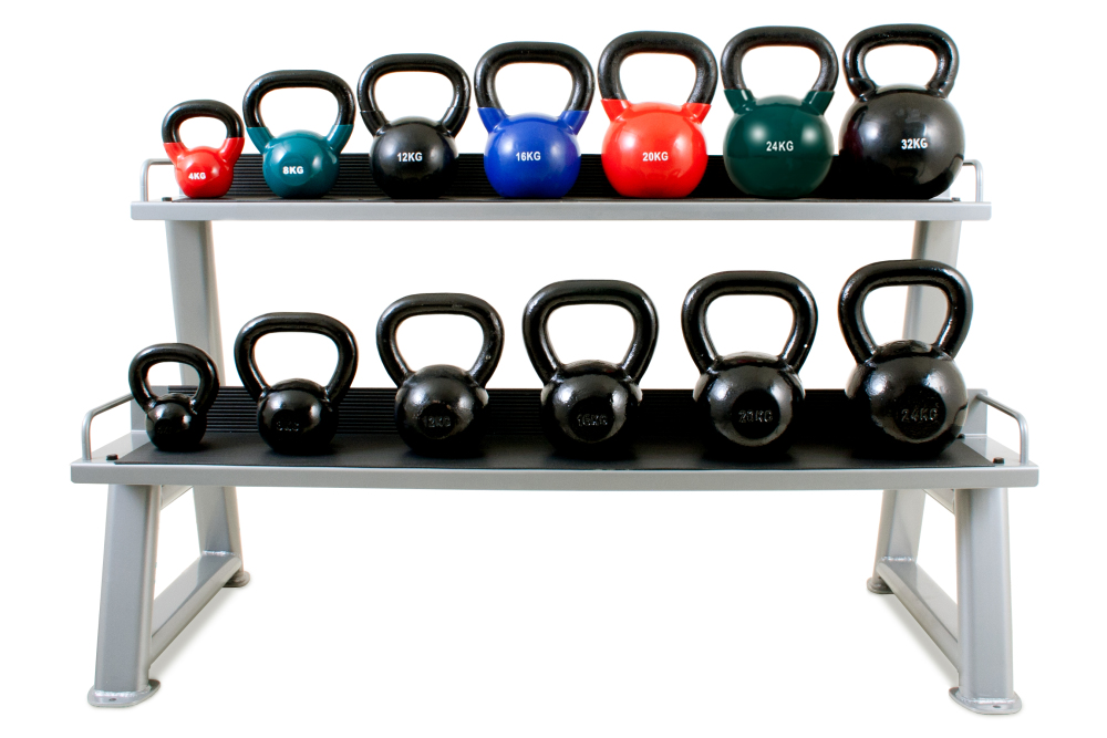 Kroon Kettlebell Rack For Sale At Helisports