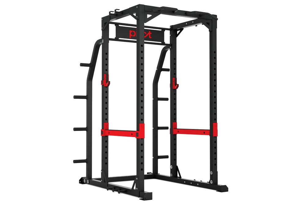 Pivot Fitness Xr6255 Commercial Heavy Duty Power Rack For