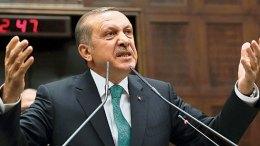 Ο Πρόεδρος της Τουρκίας Ερντογάν. Φωτογραφία ΤΟΥΡΚΙΚΗ ΠΡΟΕΔΡΙΑ