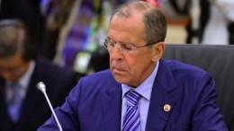 O Ρώσος υπουργός Εξωτερικών Σεργκέι Λαβρόφ. ΑΠΕ-ΜΠΕ