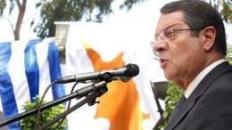 Το μήνυμα πως πρέπει να εξοπλιστούμε με θάρρος για να βρούμε το δρόμο της ειρήνης, έστειλε σήμερα ο Πρόεδρος της Δημοκρατίας Νίκος Αναστασιάδης, αμέσως μετά την ολοκλήρωση της στρατιωτικής παρέλασης, στο πλαίσιο των εορτασμών της 1ης Οκτωβρίου.
