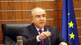 Ο πρώην πρόεδρος της κυπριακής Βουλής Γιαννάκης Ομήρου. Φωτογραφία ΚΥΠΕ