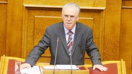 Ο αντιπρόεδρος της κυβέρνησης Γιάννης Δραγασάκης.  AΠΕ-MΠE