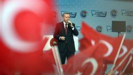 Ο Πρόεδρος Ερντογάν. Φωτογραφία ΤΟΥΡΚΙΚΗ ΠΡΟΕΔΡΙΑ