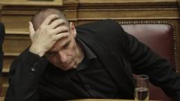 Ο  πρώην υπουργός Οικονομικών Γιάνης Βαρουφάκης. ΑΠΕ ΜΠΕ/ΑΠΕ ΜΠΕ/ΓΙΑΝΝΗΣ ΚΟΛΕΣΙΔΗΣ
