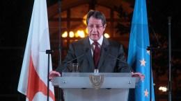Ο Πρόεδρος της Δημοκρατίας κ. Νίκος Αναστασιάδης. ΦΩΤΟΓΡΑΦΙΑ Σ. ΙΩΑΝΝΙΔΗΣ