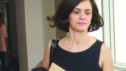 Η κ. Ντέλια Βελκουλέσκου. Φωτογραφία ΚΥΠΕ, ΦΙΛΕΛΕΥΘΕΡΟΣ