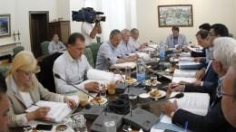Ο Πρόεδρος της Δημοκρατίας κ. Νίκος Αναστασιάδης προεδρεύει συνεδρίας του Υπουργικού Συμβουλίου στην Προεδρική Κατοικία στο Τρόοδος. ΦΩΤΟΓΡΑΦΙΑ ΓΤΠ-Χ. ΑΒΡΑΑΜΙΔΗΣ
