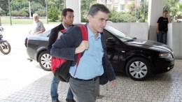 Ο υπουργός Οικονομικών Ευκλείδης Τσακαλώτος στο ξενοδοχείο Χίλτον. ΑΠΕ - ΜΠΕ, Αλέξανδρος Μπελτές