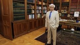 Ο Πρόεδρος της Δημοκρατίας Προκόπης Παυλόπουλος στο Προεδρικό Μέγαρο. ΑΠΕ-ΜΠΕ, ΑΛΕΞΑΝΔΡΟΣ ΒΛΑΧΟΣ