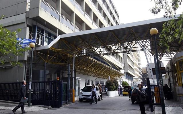 To νοσοκομείο Ευαγγελισμός. Φωτογραφία Αρχείου, ΑΠΕ-ΜΠΕ Ορέστης Παναγιώτου