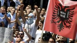 FILE PHOTO.  Αλβανοί της ΠΓΔΜ. EPA, GEORGI LICOVSKI