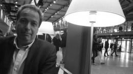 O Μίλτος Πεχλιβάνος, καθηγητής Νεοελληνικών Σπουδών στο Ελεύθερο Πανεπιστήμιο του Βερολίνου. Φωτογραφία www.efsyn.gr