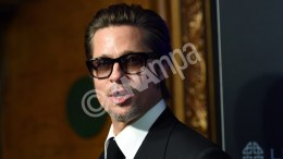 Brad Pitt arrives at the world premiere of 'Unbroken' in Sydney, Australia, 17 November 2014. Unbroken is the second film which his wife Angelina Jolie has directed.  EPA/DAN HIMBRECHTS AUSTRALIA AND NEW ZEALAND OUT