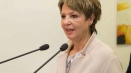 H υπoυργός Διοικητικής Ανασυγκρότησης, Όλγα Γεροβασίλη. ΑΠΕ ΜΠΕ