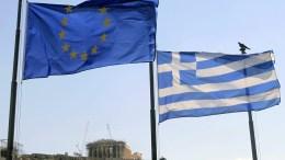 H Ελλάδα συγκαλύπτει το πραγματικό πρόβλημα της ευρωζώνης, την υπερχρέωση πολύ ισχυρότερων μελών της, όπως η Ιταλία, γράφει η Die Welt. EPA, ORESTIS PANAGIOTOU