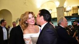 Ο Άδωνις Γεωργιάδης (Δ) μαζί με την γυναίκα του Ευγενία Μανωλίδου (Α). ΑΠΕ-ΜΠΕ, ΜΠΟΥΓΙΩΤΗΣ ΕΥΑΓΓΕΛΟΣ