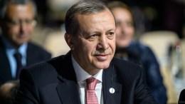 Turkish President Recep Tayyip Erdogan. EPA, CHRISTOPHE PETIT TESSON