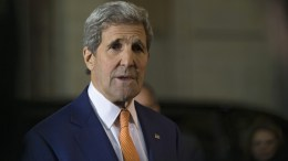 US Secretary of State John Kerry . EPA, ATEF SAFADI
