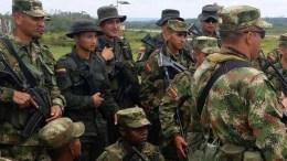 FILE PHOTO. Το κόμμα των πρώην ανταρτών του FARC θέλει να σχηματιστεί ένας όσο το δυνατόν πιο ευρύς συνασπισμός ενόψει των εκλογών του 2018. EPA/COLOMBIAN ARMY BEST QUALITY AVAILABLE HANDOUT EDITORIAL USE ONLY/NO SALES