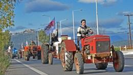 ΦΩΤΟΓΡΑΦΙΑ ΑΡΧΕΙΟΥ. Με τρακτέρ και αγροτικά οχήματα συγκέντρωση διαμαρτυρίας αγροτών στο κέντρο της Βέροιας ; ΑΠΕ-ΜΠΕ, ΜΠΟΥΓΙΩΤΗΣ ΕΥΑΓΓΕΛΟΣ