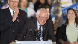 FILE PHOTO: US Senator Bernie Sanders. EPA, CJ GUNTHER
