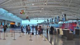 Το αεροδρόμιο Λάρνακας. Φωτογραφία ΦΙΛΕΛΕΥΘΕΡΟΣ