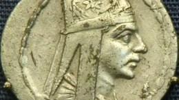Coin of Tigranes II the Great of Armenia_