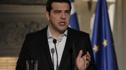 Ο πρωθυπουργός Αλέξης Τσίπρας. ΑΠΕ-ΜΠΕ.