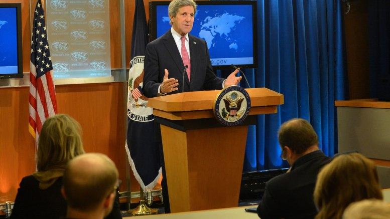 U.S. Secretary of State John Kerry. [State Department photo, Public Domain]