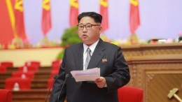 File Photo: A picture made available by North Korea's Korean Central News Agency (KCNA) shows North Korean leader Kim Jong-un. EPA, KCNA