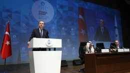 Turkish President Recep Tayyip Erdogan. EPA, TURKISH PRESIDENT PRESS OFFICE. HANDOUT EDITORIAL USE ONLY