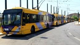 Απεργιακές κινητοποιήσεις εργαζομένων στα μέσα μαζικής μεταφοράς, για την ψήφιση του πολυνομοσχεδίου. ΦΩΤΟΓΡΑΦΙΑ ΑΡΧΕΙΟΥ. ΑΠΕ-ΜΠΕ/Παντελής Σαίτας