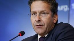 Eurogroup president Dutch Finance Minister Jeroen Dijsselbloem. EPAJULIEN WARNAND