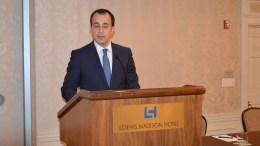 Ο κυβερνητικός εκπρόσωπος, Νίκος Χριστοδουλίδης. Φωτογραφία ΑΠΟΣΤΟΛΗΣ ΖΟΥΠΑΝΙΩΤΗΣ