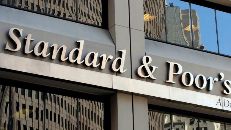Στην αναβάθμιση του αξιόχρεου της Ελλάδας σε 'B' από 'B-' προχώρησε ο οίκος πιστοληπτικής αξιολόγησης S&P. EPA/JUSTIN LANE
