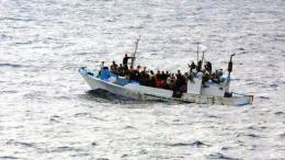 Μια καλοστημένη επιχείρηση, η οποία αποφέρει πάρα πολλά χρήματα η διακίνηση προσφύγων-μεταναστών. Φωτογραφία Αρχείου, ΚΥΠΕ.