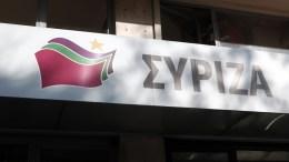 «Οι διαρκείς παλινωδίες της ΝΔ στο θέμα της ονομασίας της ΠΓΔΜ προκαλούν ίλιγγο σε όσους τις παρακολουθούν διαχρονικά», λέει ο ΣΥΡΙΖΑ και παραθέτει βίντεο με δηλώσεις Ντ. Μπακογιάννη, Αντ. Σαμαρά και Κων. Μητσοτάκη. ΦΩΤΟΓΡΑΦΙΑ ΑΡΧΕΙΟΥ. ΑΠΕ-ΜΠΕ/ΑΛΚΗΣ ΚΩΝΣΤΑΝΤΙΝΙΔΗΣ