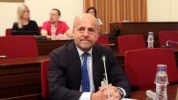 Ο πρόεδρος του ομίλου επιχειρήσεων ΣΚΑΪ Γιάννης Αλαφούζος. ΑΠΕ-ΜΠΕ/Αλέξανδρος Μπελτές