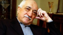 A handout file picture shows Fethullah Gulen. EPA, FGULEN.COM HANDOUT, EDITORIAL USE ONLY