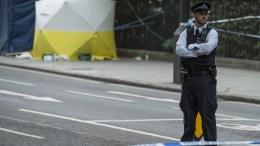 Τρεις άντρες δέχθηκαν επίθεση με μαχαίρι, σε εκκλησία στο Μπέρμιγχαμ. EPA/WILL OLIVER