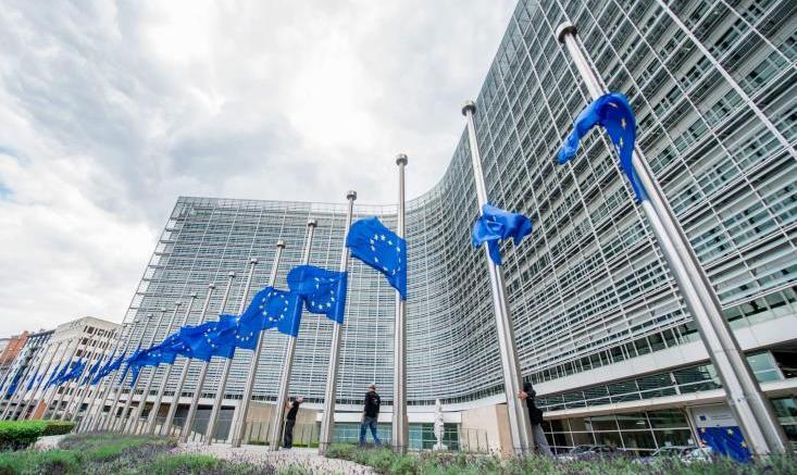 Τα γραφεία της Κομισιόν στις Βρυξέλλες. Φωτογραφία ΚΥΠΕ