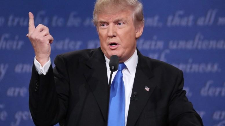 File Photo: President elect Donald Trump. EPA, ANDREW GOMBERT